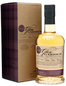 Glen Garioch Scotch Single Malt Vintage 1994